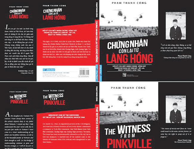 Survivor writes book on My Lai massacre