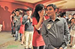 Match-making services grow in popularity