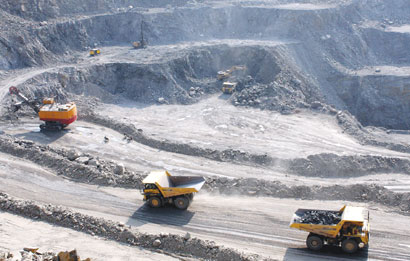 ASEAN officials eye closer ties on mineral exploitation