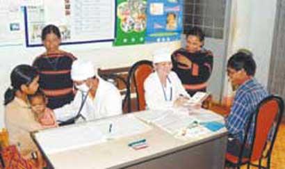 Staff shortage raises disease fears