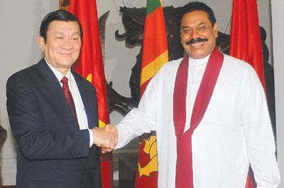 Viet Nam Sri Lanka agree on ambitious two-way trade target