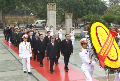 National meeting celebrates 35th liberation day