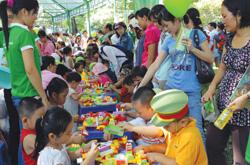 Month for Children in full swing