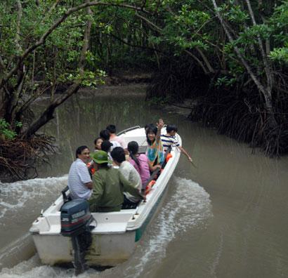 City to develop river tourism
