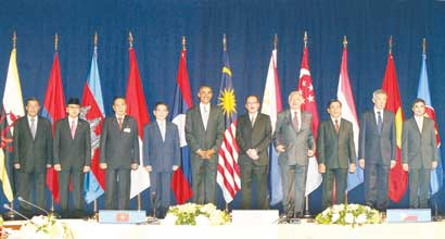 ASEAN US look to lift ties to new height leaders announce at summit