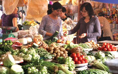 CPI exceeds 8% target with one month to go