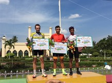 Tâm wins jersey Việt Nam first in ranking