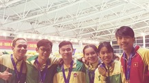 HCM City win swimming championship