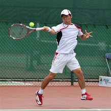 Shiga wins Việt Nam F7 Futures F8 to begin