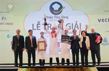 HCM City tourist area chefs win Golden Spoon Contest