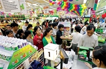 Việt Nam retail market attracts international investors