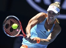 Top seed Kerber battles into Open third round