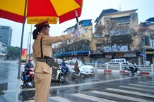 Traffic police to ensure safety during holidays