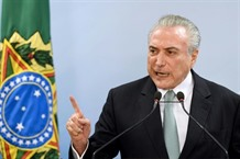 Brazils Temer wins time in corruption crisis