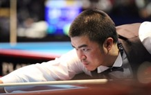 Billiards player Nguyện credits success to passion luck