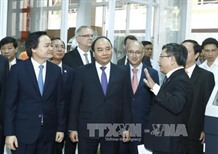 PM wants Vietnamese-German University to become top international institution