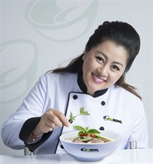 Brand ambassador spreads the love for Vietnamese cuisine