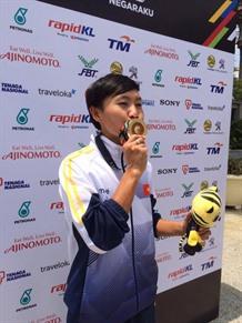 SEA Games: Wushu artist Vi wins second title