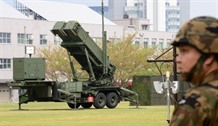 Japan deploys missile defence to northern island: official