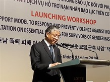 Project to prevent violence against women launched