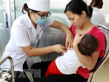 Children to get measles vaccine earlier