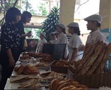 French bakery training offers bright future for youth