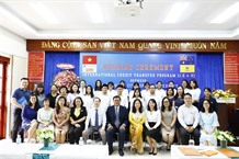 Vietnamese Australian universities co-operate in training