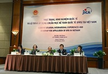 Intl accounting rules can help Vietnam attract investment