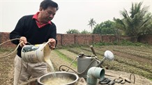 Rural residents thirsty for clean water
