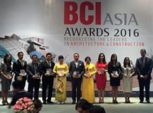 VN property firms get BCI awards