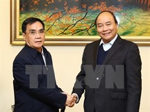 VN treasures special ties with Laos: PM