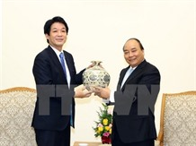 PM lauds VN-Japan ties